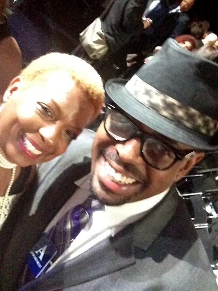 Joan Belgrave and Christian McBride