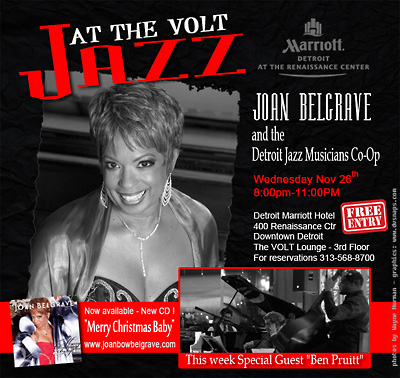 Jazz at the Volt