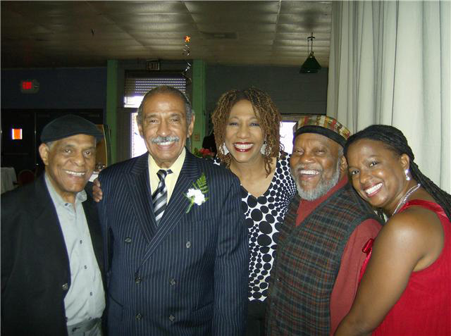 with John Conyers