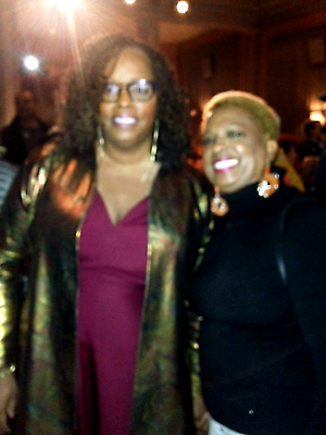 Joan and Dianne Reeves