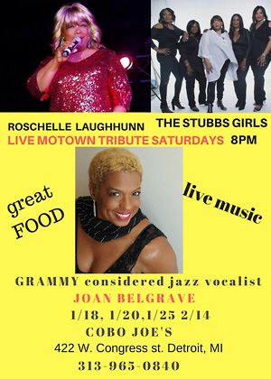 Live Motown Tribute