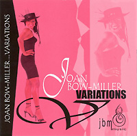 Variations CD cover